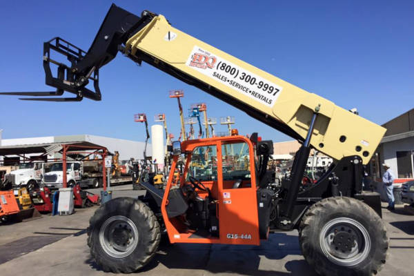 Construction equipment rentals in PDQ Rentals serving Los Angeles, Orange County, Santa Fe Springs, Sun Valley, La Mirada, Whittier, Brea CA