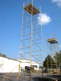 Rental store for Scaffold Tower, 5Wx5Hx10L C in Santa Fe Springs CA