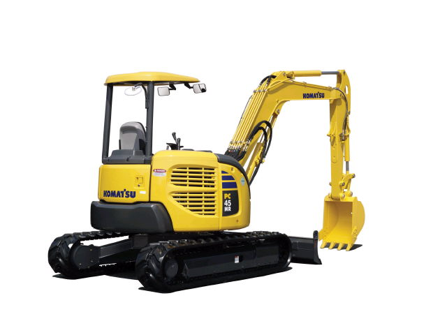Where to find Excavator, Komatsu PC45MR-3 in Santa Fe Springs