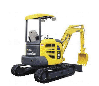 Where to find Excavator, Komatsu PC45MR-3 Cab in Santa Fe Springs