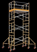 Rental store for Scaffold Tower, 5W x 8H x 10LC in Santa Fe Springs CA