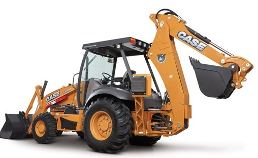 Where to find Case Backhoe with 4n1 Bucket in Santa Fe Springs