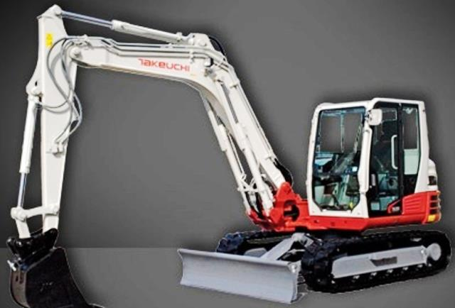 Where to find Excavator, Takeuchi TB285 in Santa Fe Springs