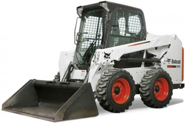Skidsteer bobcat s510 530 550 loader Rentals Santa Fe