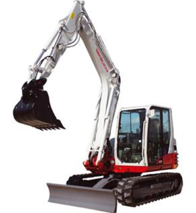 Where to find Excavator, Takeuchi TB290 in Santa Fe Springs