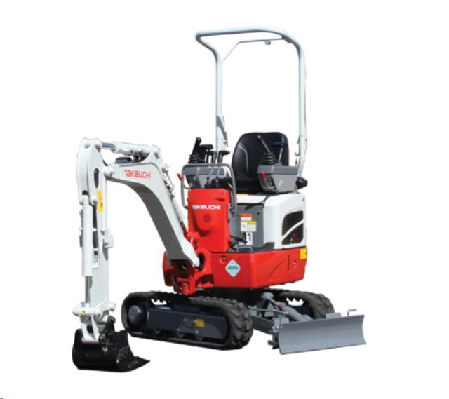 Where to find Excavator, Takeuchi TB108   TB210 in Santa Fe Springs