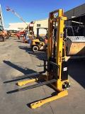 Rental store for Electric Straddle Stacker in Santa Fe Springs CA