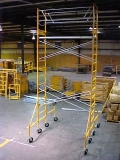 Rental store for Linear Scaff Tower 28Wx10Hx20L in Santa Fe Springs CA
