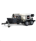Rental store for Pressure Washer, Towable Hot Dual-Axle in Santa Fe Springs CA