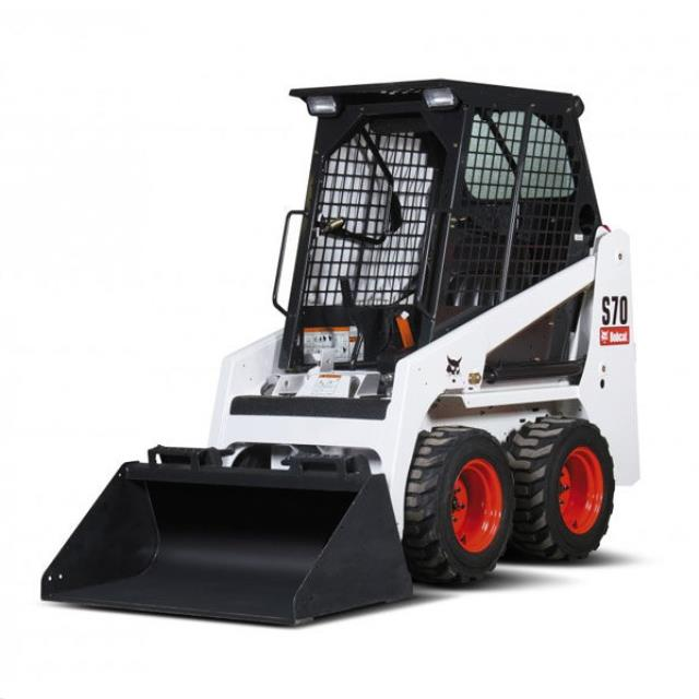 SKIDSTEER BOBCAT S70 LOADER Rentals Santa Fe Springs CA, Where to ...
