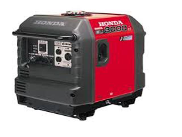 Rent Gasoline Generators