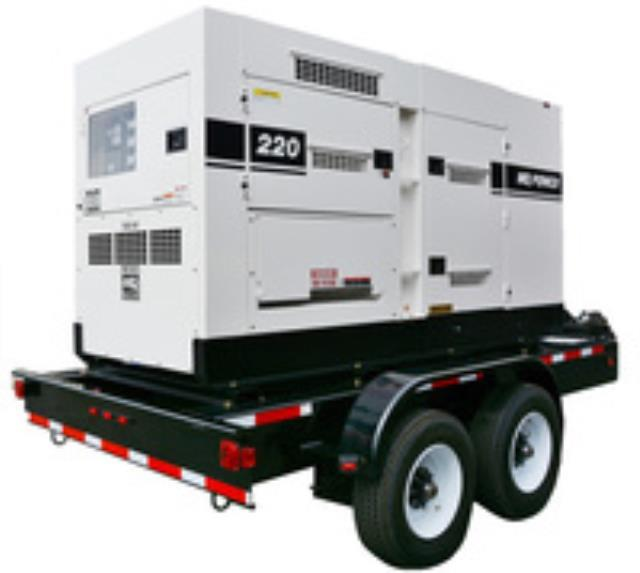 Rent Diesel Generators