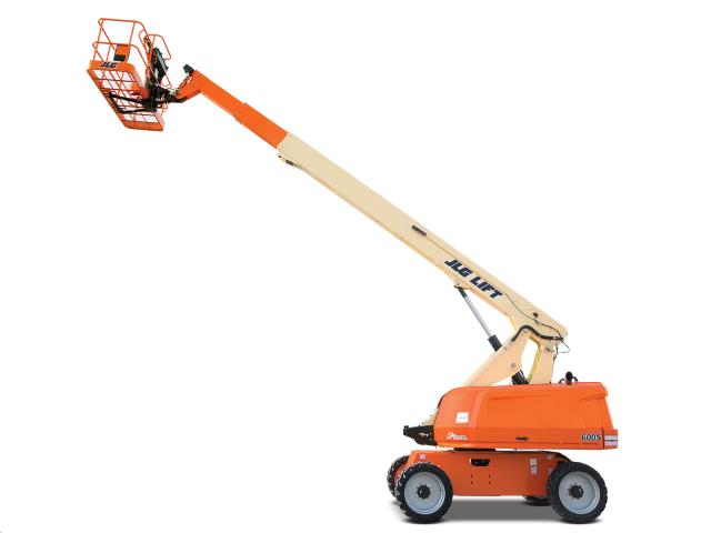 Rent Telescopic Boom Lifts