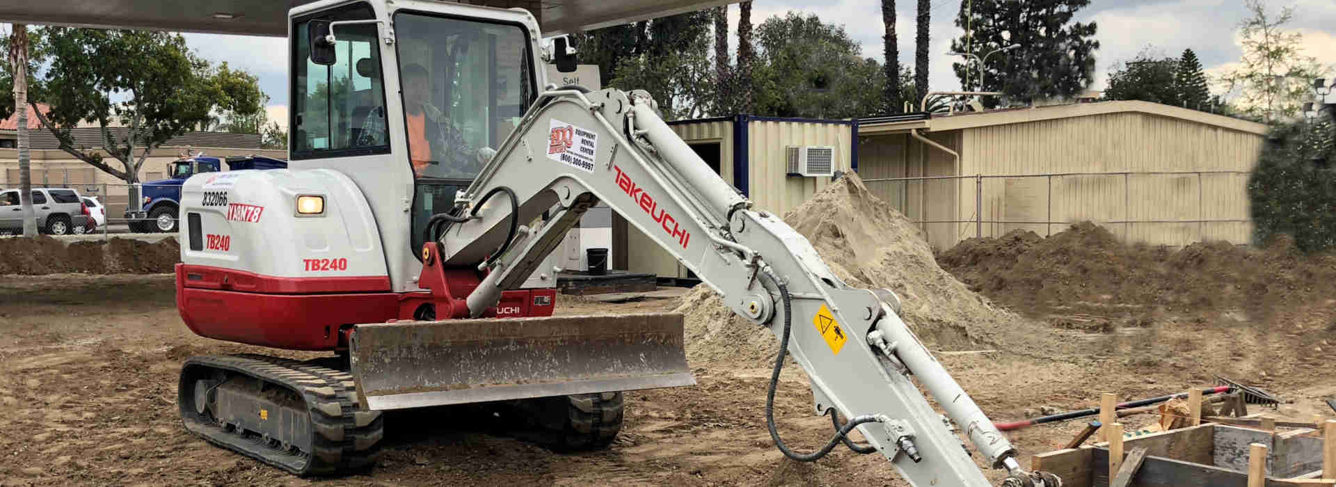 Tool & Equipment Rentals in Los Angeles